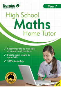 Eureka's High School Maths Home Tutor - Year 7