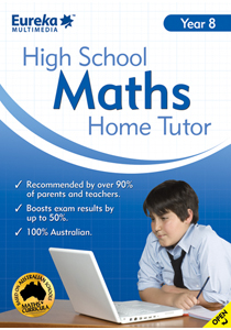 Eureka's High School Maths Home Tutor - Year 8